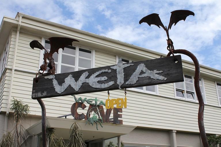 The Weta Cave in Miramar
