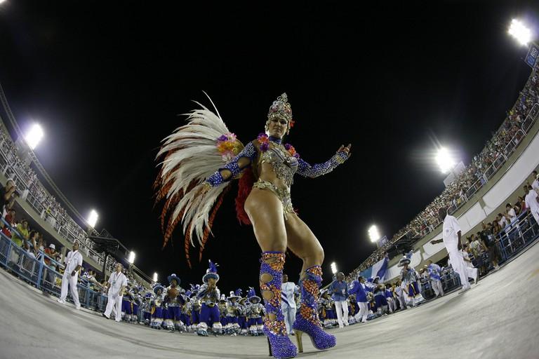 Samba dancer |© Elisangela Leite |Riotur/Flickr