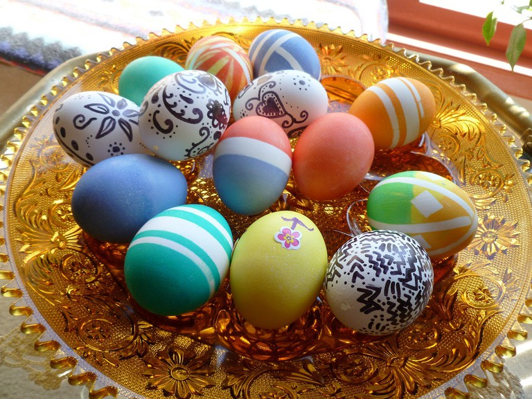 Easter Eggs | © Amy G / Flickr
