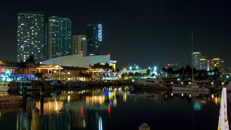 Bayside at Night | Ed Webster/Flickr