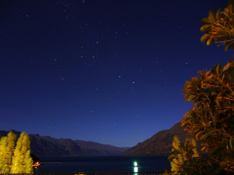 Starry Night Over Queenstown | © PsJeremy/Flickr