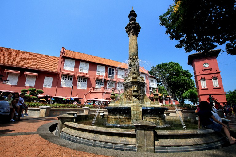 Malacca, the Historical City