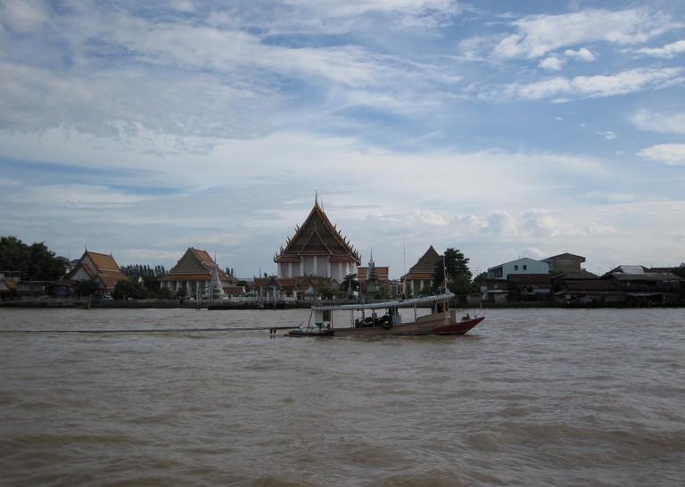 Wat Kalayanamit, Bangkok