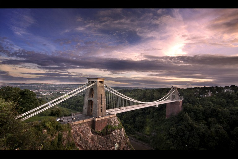 Bristol Suspension Bridge/ © Joe Jenkins|Flickr