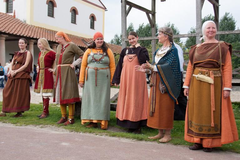 Happy Vikings © Hans Splinter / Flickr