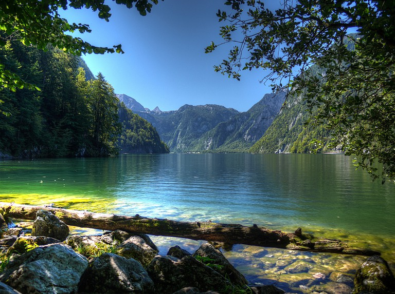 Königssee Lake © Hardo Müller / Flickr