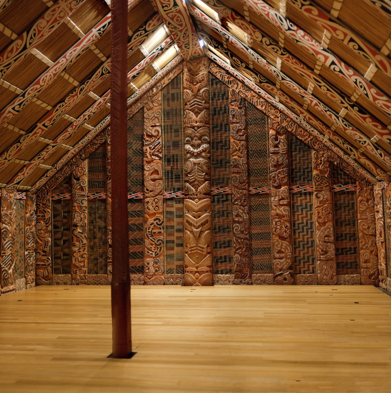 Marae Interior | © D Coetzee/Flickr