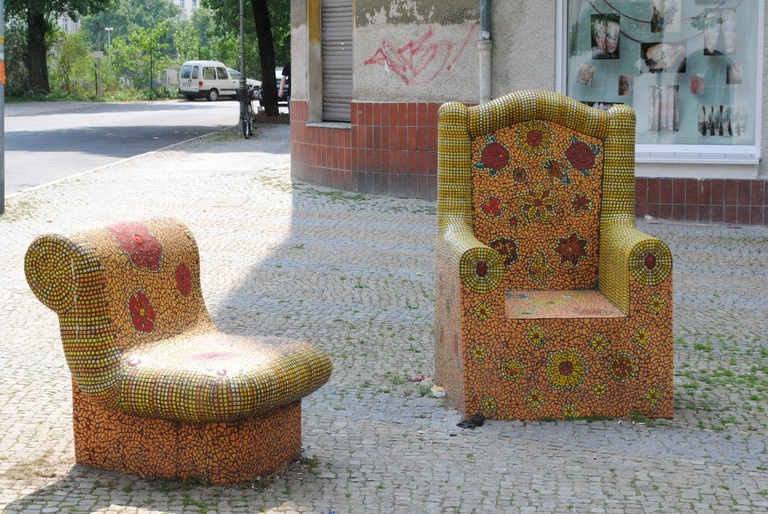 A place to sit and relax in Neukölln | © Oh-Berlin.com/Flickr