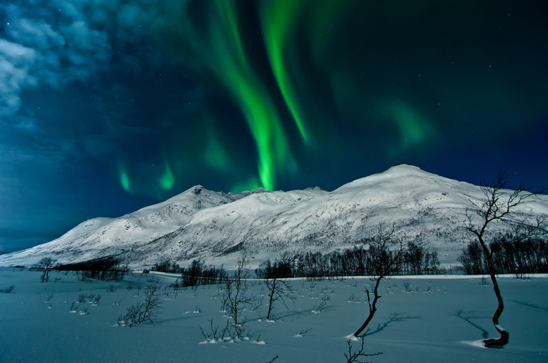Aurora borealis in Tromsø | © Andi Gentsch / Flickr