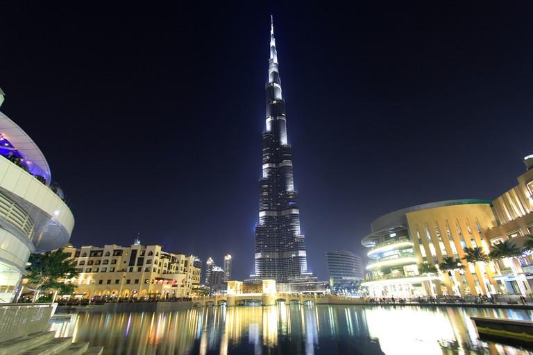 Dubai   © Tom Sespene/Flickr
