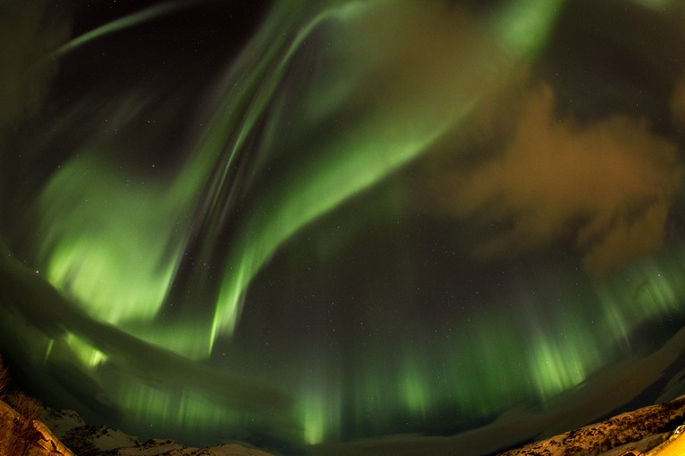 Northern Lights, Norway | © Claudia Regina / Flickr