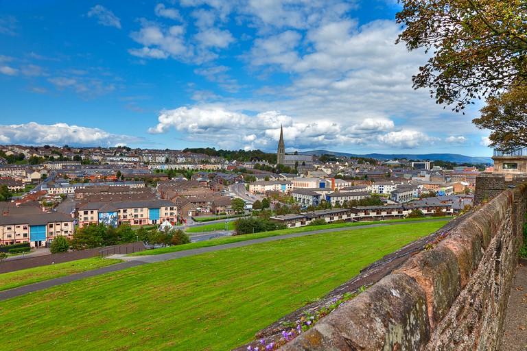 Derry City |© Nicolas Raymond/ Flickr
