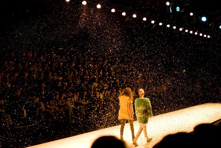Mercedes-Benz FashionWeek Amsterdam 2007
