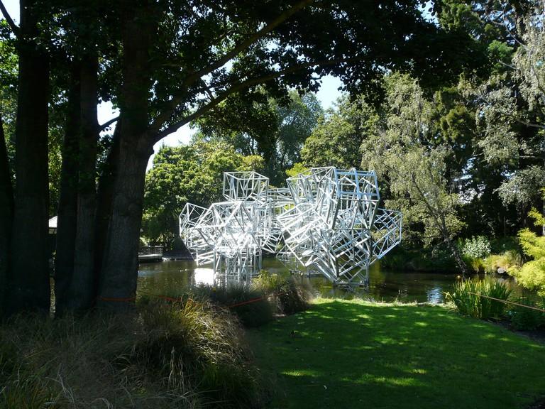 North Hagley Park, Christchurch | © Jane Nearing/Flickr