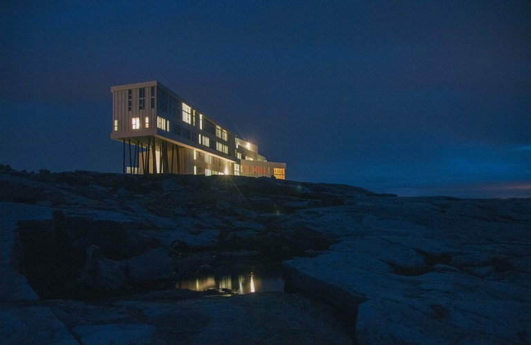Fogo Island Inn | © Wyatt Clough / Flickr