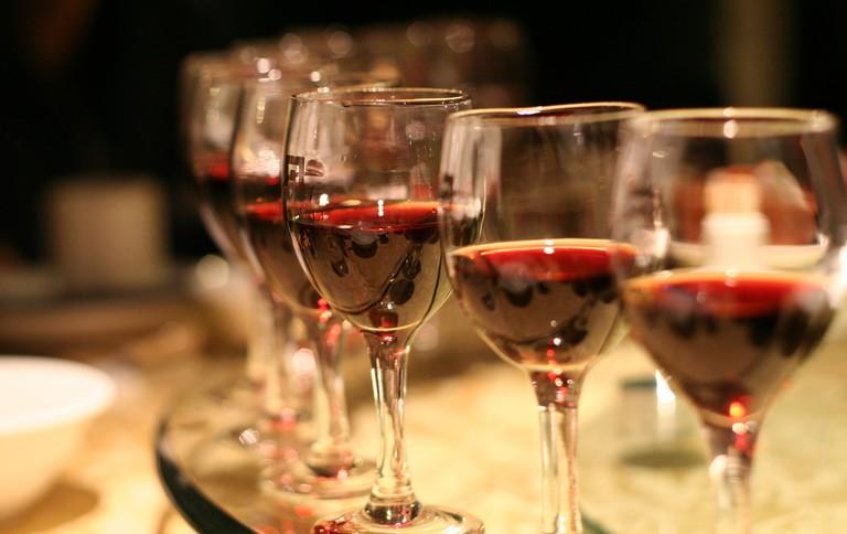 Wine tasting | © noviceromano/Flickr