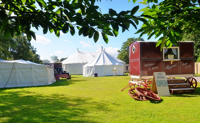 Giffords Circus | © Andrew Rees/Courtesy of Giffords Circus