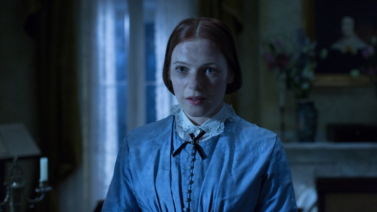 Emma Bell as young Emily