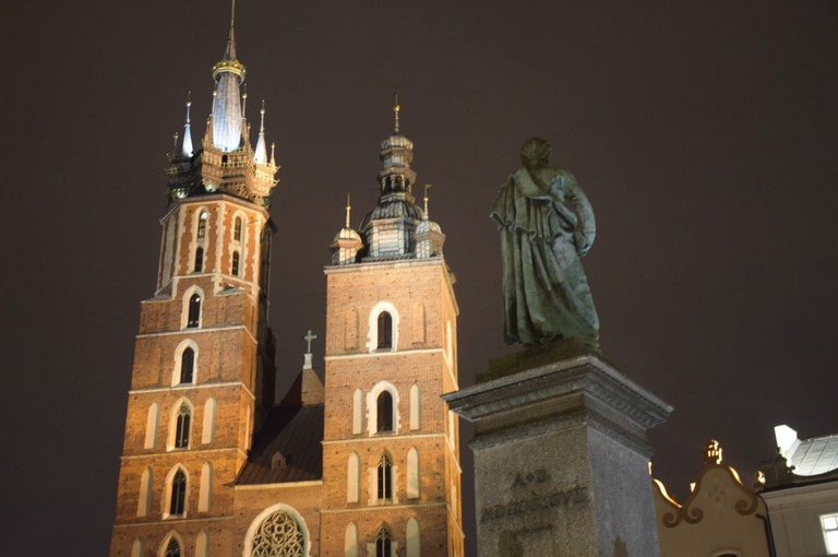 St Mary's Basilica, Krakow | © JRF/Live Krakow