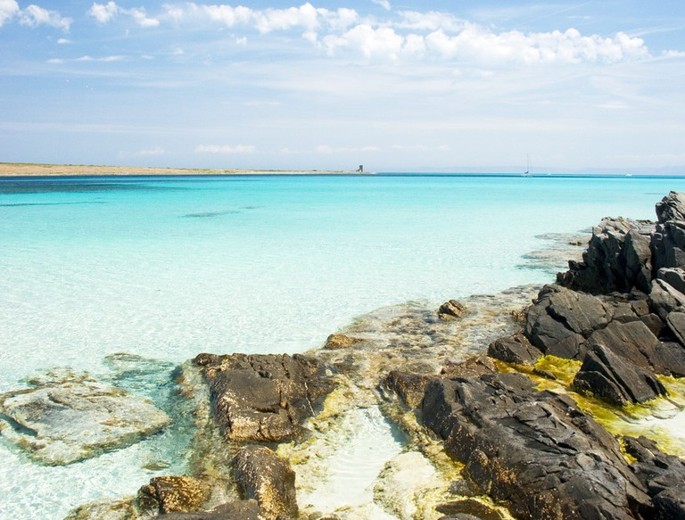 Beach dell Pelosa © David Blaikie/Wikimedia