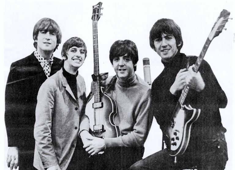 The Beatles   © EMI / Wikimedia
