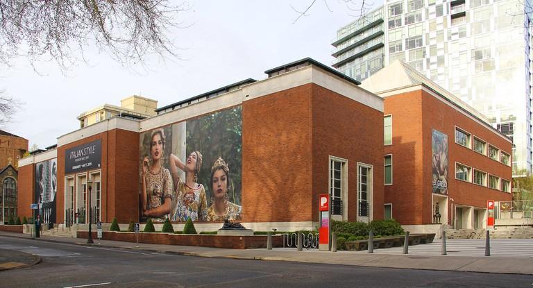 Portland Art Museum | PAM Building/Courtesy of Portland Art Museum
