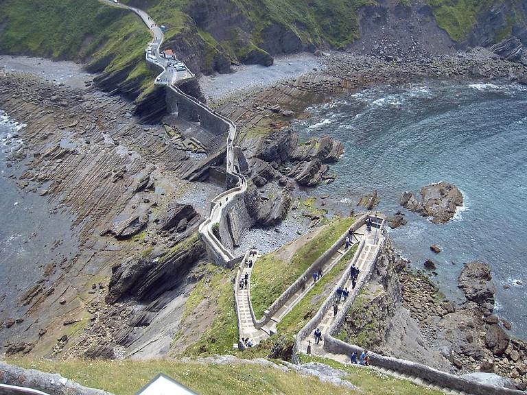 Bermeo Pass, Basque Country | ©Telle / Wikimedia Commons