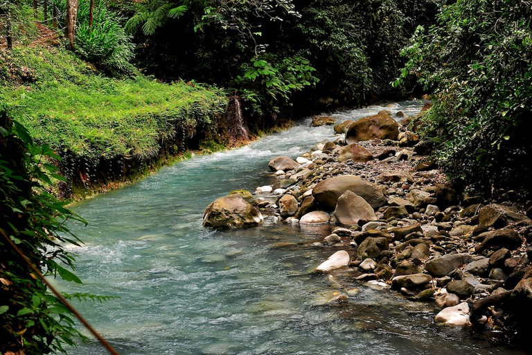 Blue River, Rincon de la Vieja