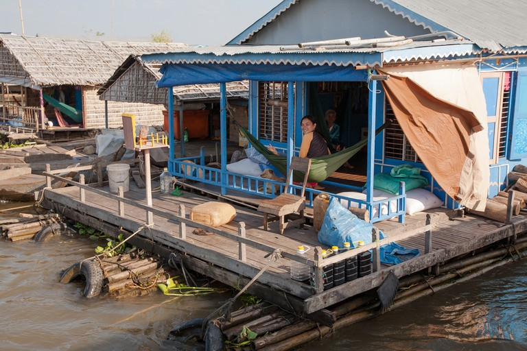 Cambodian homestay with a local family | © TIHIY/Depositphotos