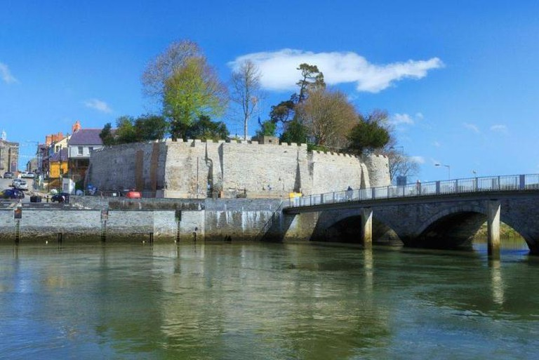 Cardigan Castle, courtesy of Your Local Crowd