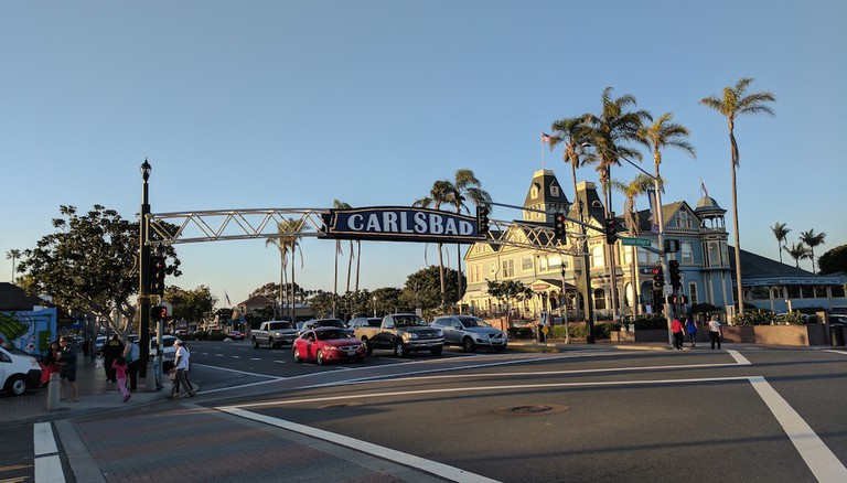 Welcome to Carlsbad, CA|©Juliet Bennett Rylah