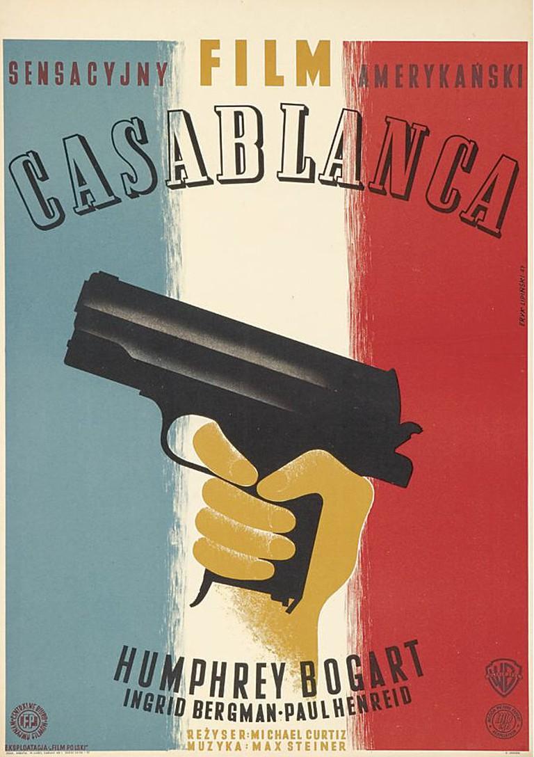 Eryk Lipiński 'Casablanca', 1947