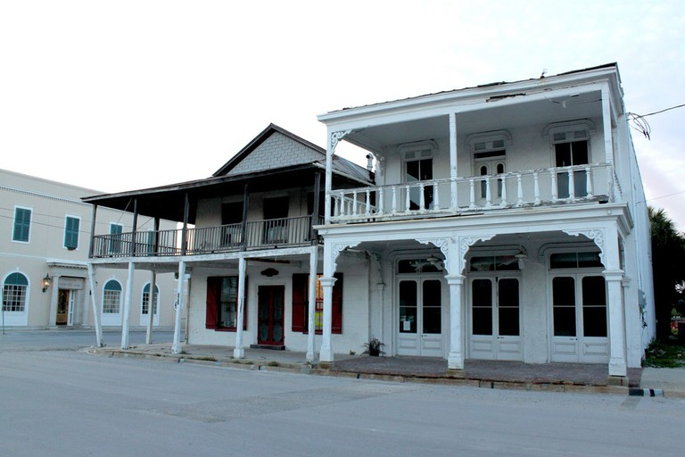 Cedar Key Buildings