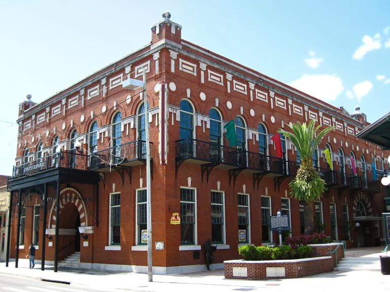 Centro Espanol de Tampa, Wiki Images
