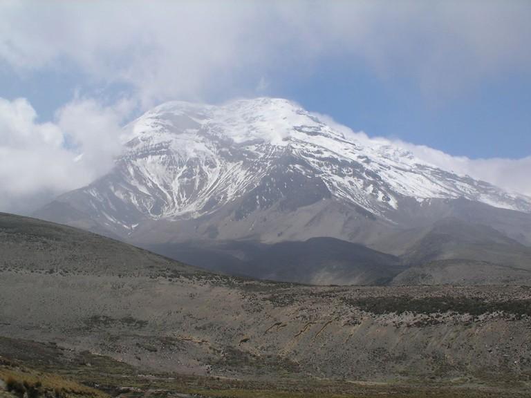 Chimborazo | © Julia Rubinic / Flickr
