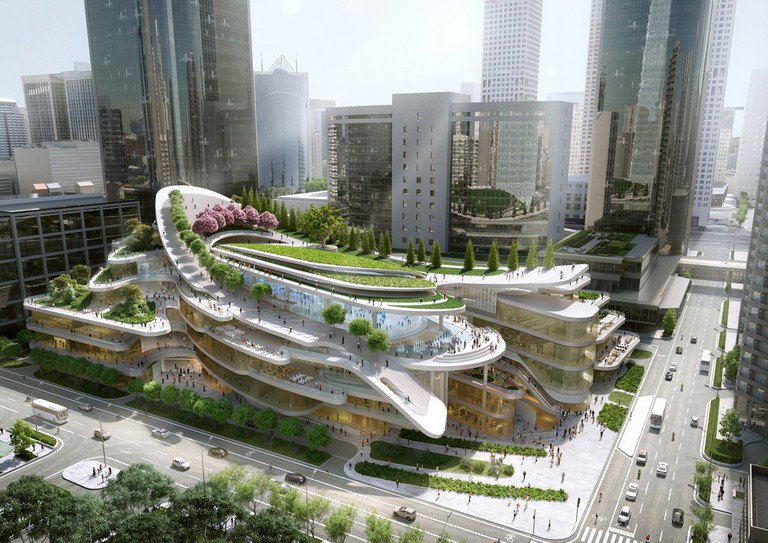 Courtesy of Aedas architects