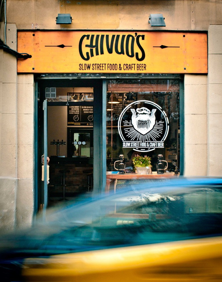 Slow street food and craft beer Courtesy of Chivuo's