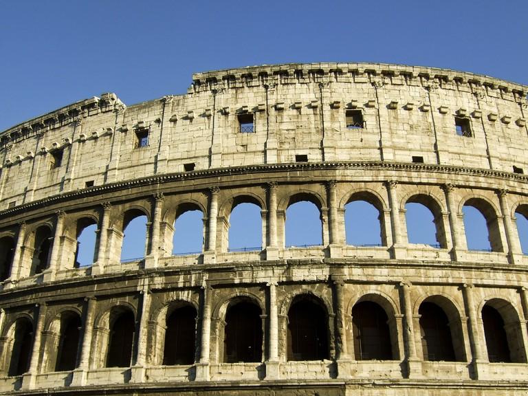 Colosseum | © pixabay https://pixabay.com/it/colosseo-roma-architettura-romano-403568/