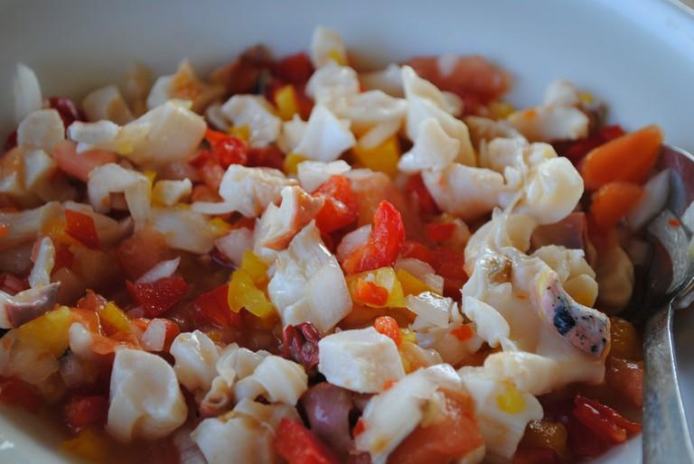 Conch Salad|© bookfinch/flickr