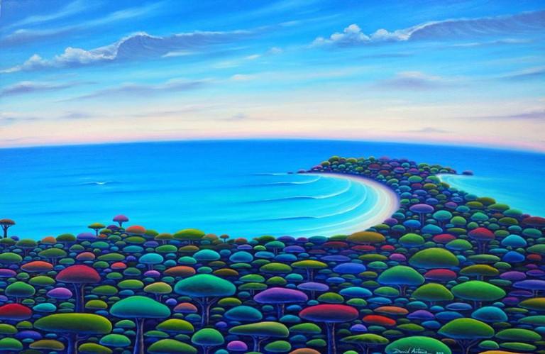 Costa Rica dreamscape