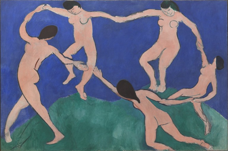 Dance | © 2017 Succession H. Matisse / Artists Rights Society (ARS), New York