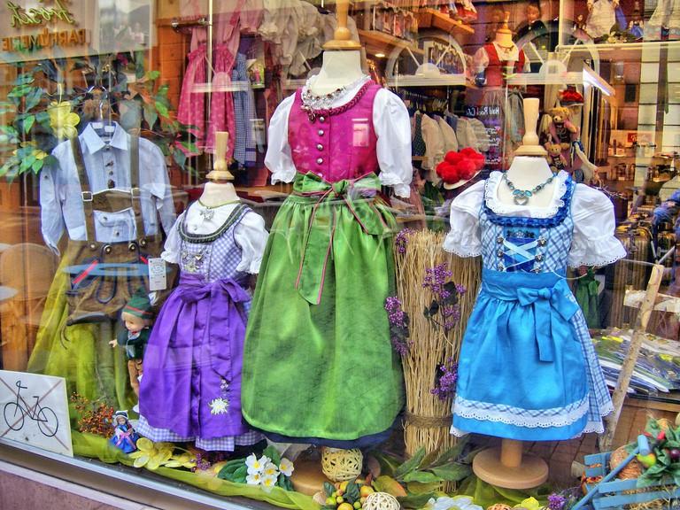 Tracht costume | © steinchen / pixabay