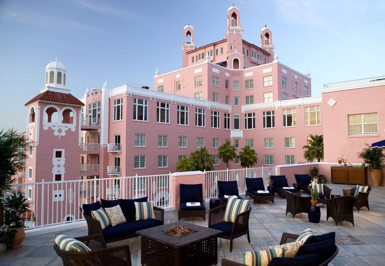 The hotel's exterior | Courtesy of The Don CeSar