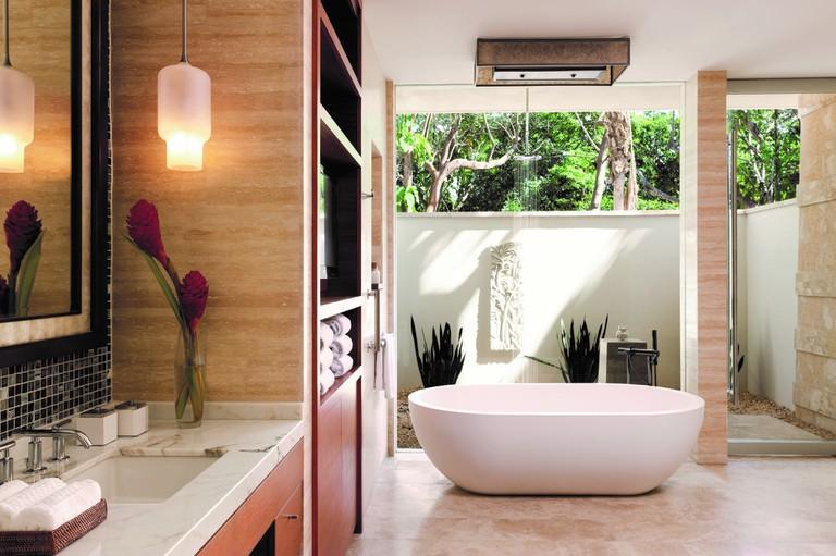 Dorado Beach, a Ritz-Carlton Reserve - Bathroom   Images courtesy of Dorado Beach, a Ritz-Carlton Reserve