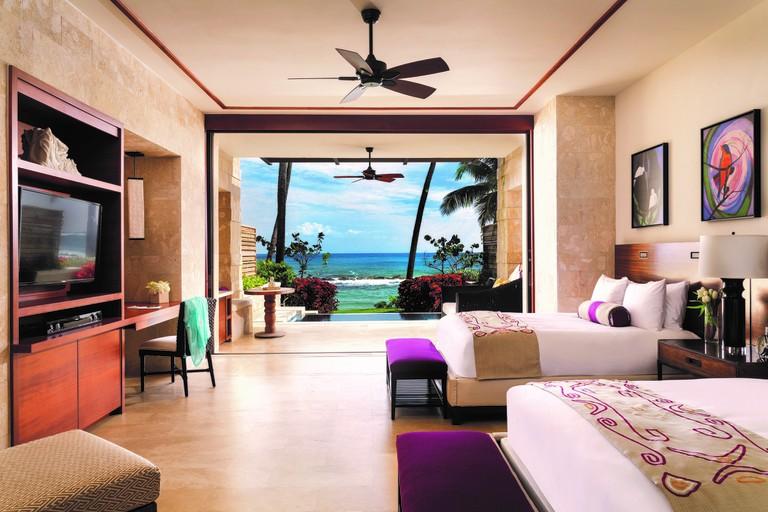 Dorado Beach, a Ritz-Carlton Reserve - Guest Room   Images courtesy of Dorado Beach, a Ritz-Carlton Reserve