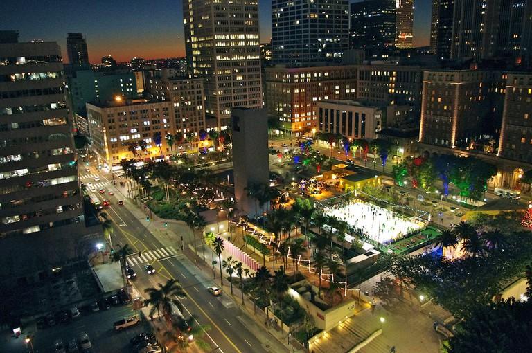Downtown Los Angeles|©David Merrett/Flickr