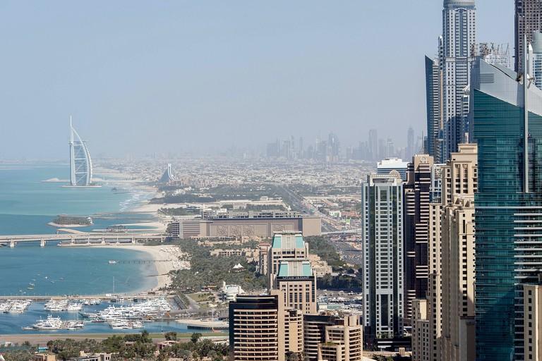 Dubai View   Pixabay