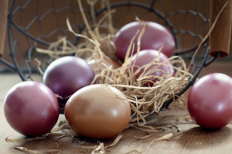 Easter Eggs| © Pezibear/pixabay