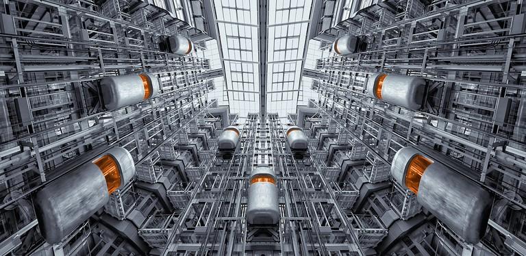 The Berlin Stock Exchange   © 3093594/Pixabay