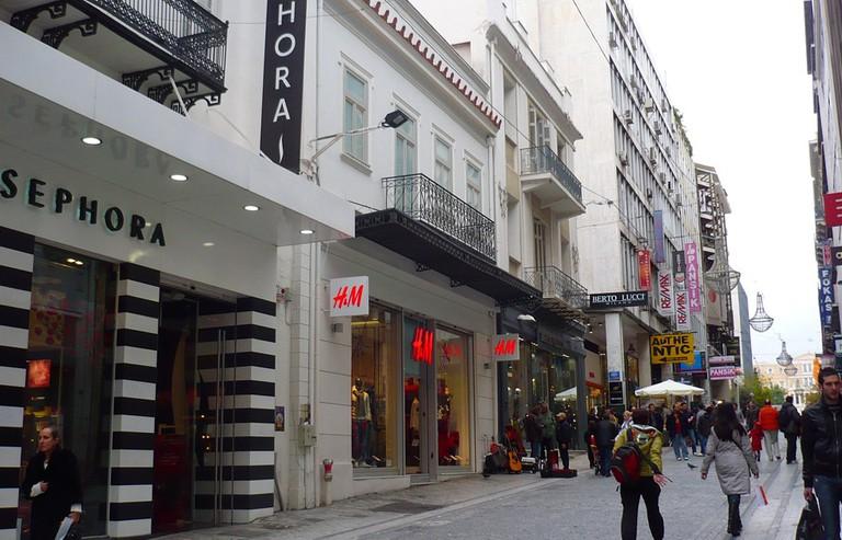 Ermou street   © Dimorsitanos/WikiCommons